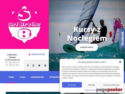 Kursy windsurfingu Chałupy