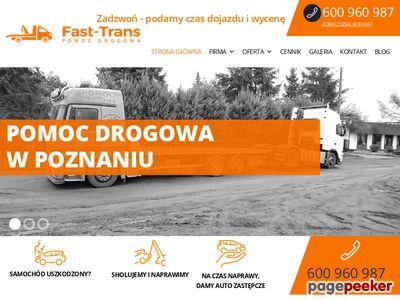 PHU FAST-TRANS Michał Kuta