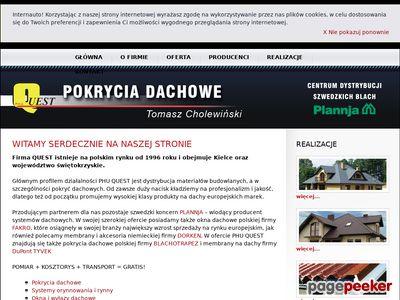 Dachy Kielce