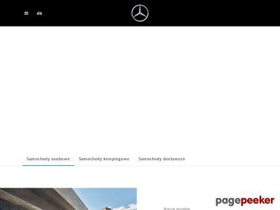 Duda-Cars - samochody marki Mercedes