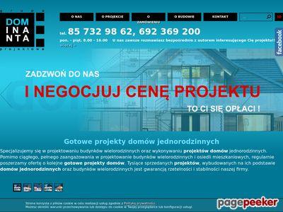 Dominanta.pl - biuro projektowe