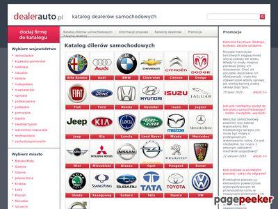 Dealerzy samochodów
