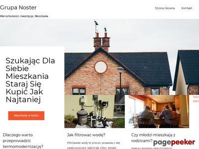 Noster Nieruchomości Warszawa, Ursynów, Kabaty, Mokotów, Wilanów, Śródmieście