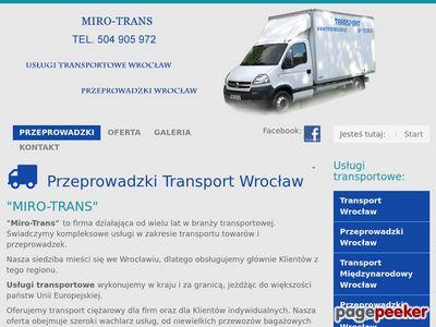 Bagażówka Wrocław