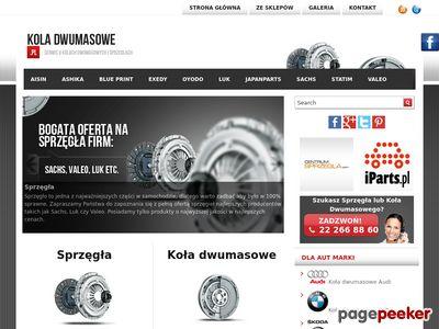 Blog o kołach dwumasowych - KolaDwumasowe.pl