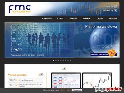 FMC Management - Platforma Walutowa, Doradztwo Walutowe, Doradztwo Strategiczne