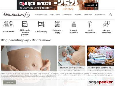 Wychowanie dziecka z Dzidziusiowo.pl